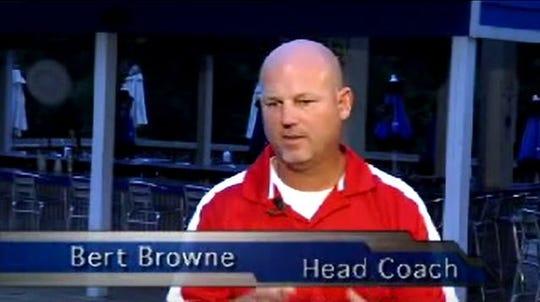 Bert Browne has been named head football coach at Stewarts Creek.