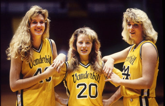 Blonde Unschuld 1989: Nashville Then: Highlights From 30 Years Ago In January 1989