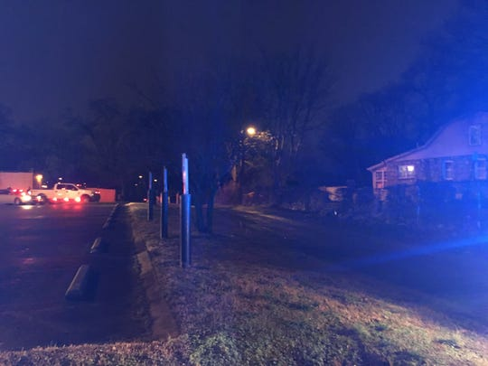 Metro Nashville Police are investigating after a body was found in a burning car Wednesday evening on 25th Avenue North.