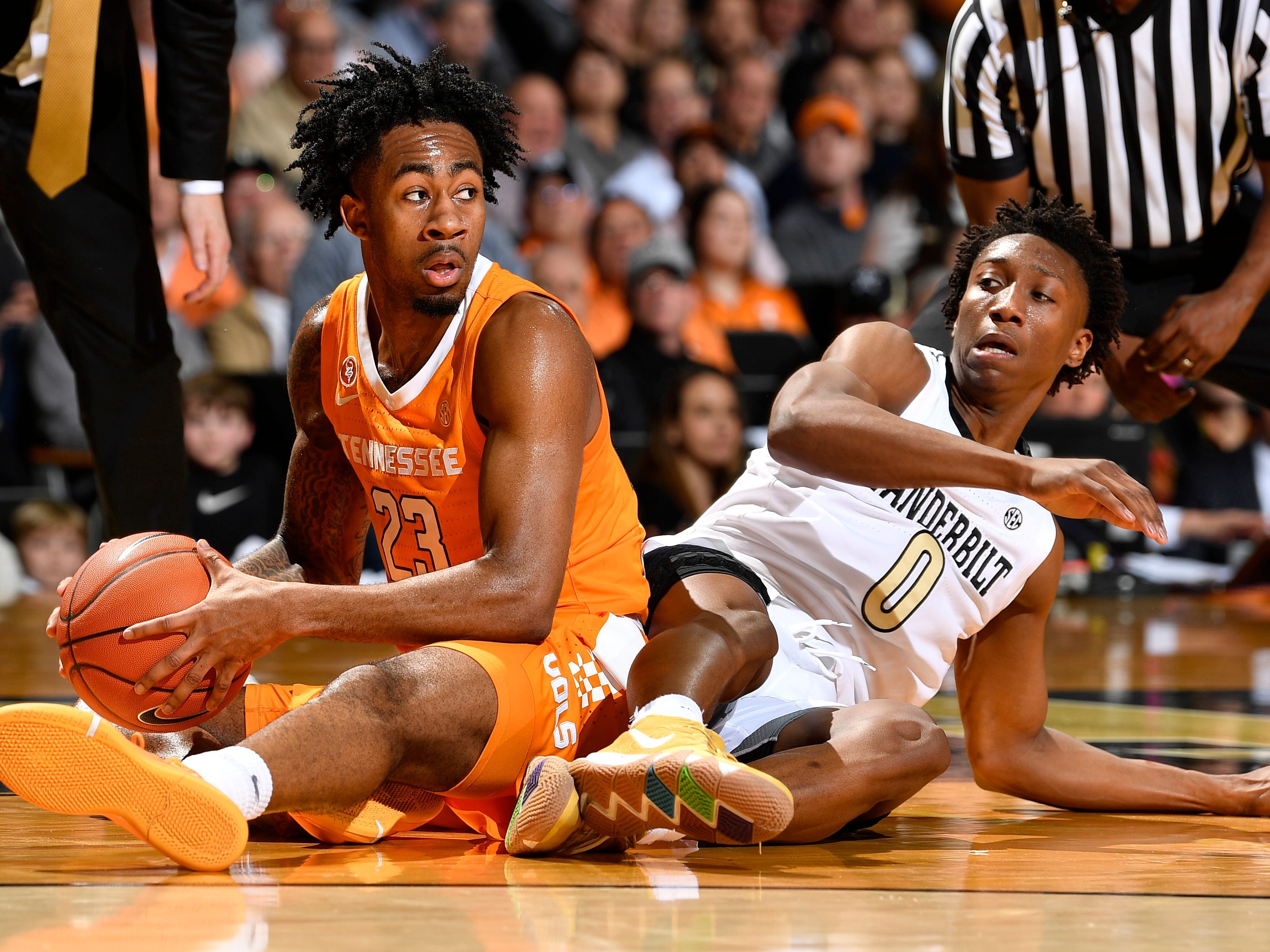 Jordan Bowden: The Carter standout is now a guard at Tennessee.