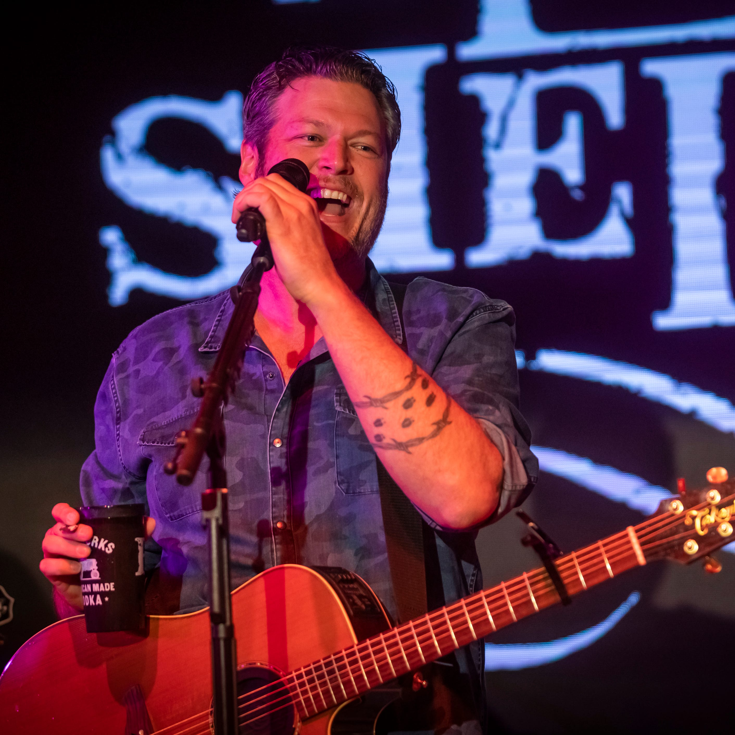 Ole Red Gatlinburg to host week-long opening celebration in March with Blake Shelton show