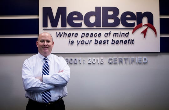 Kurt Harden, President and CEO of MedBen.