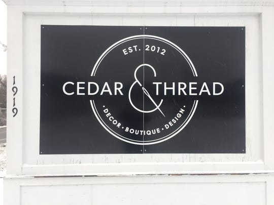 "Despite the name change to ""Cedar & Thread"", owners say customers can expect the same vendors and experience they've enjoyed before."