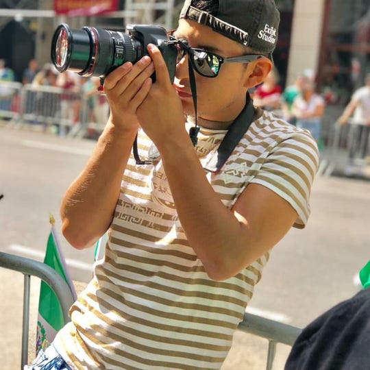 Manuel Buri, 25, was a father, brother, son and photographer. The Garfield resident died Jan. 19, 2019.