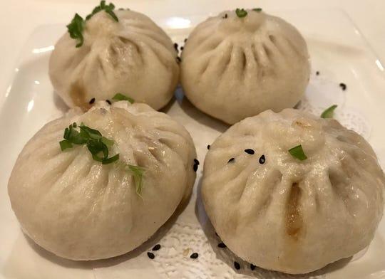 Dumplings is what you get at Soup Dumpling Plus in Fort Lee