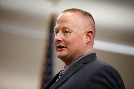 Farmington Police Lt. David Karst will serve as the new Bloomfield Police Chief.