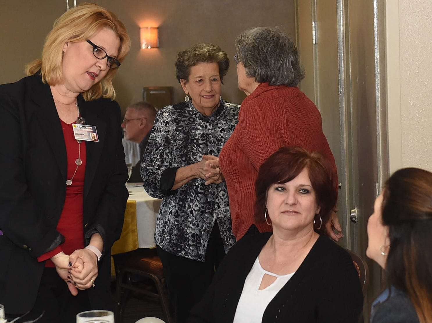 St. Landry Chamber of Commerce Pre-Gala Luncheon