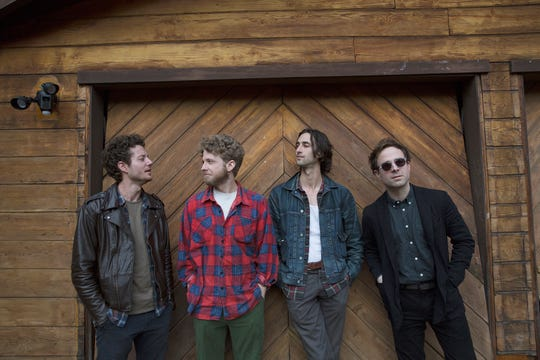 Dawes will perform Aug. 4, 2019, at Hinterland Music Festival in St. Charles, Iowa.