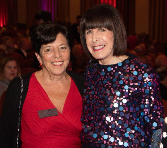 Ann Sheffer and Susan Stein