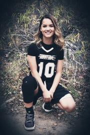 Angelina Alcantar of Tuscon Sunnyside girls basketball