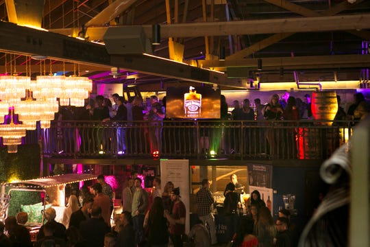 Arizona Cocktail Week kicks off on Feb. 16, 2019 with the Cocktail Jam, a music-filled cocktail celebration in downtown Phoenix.