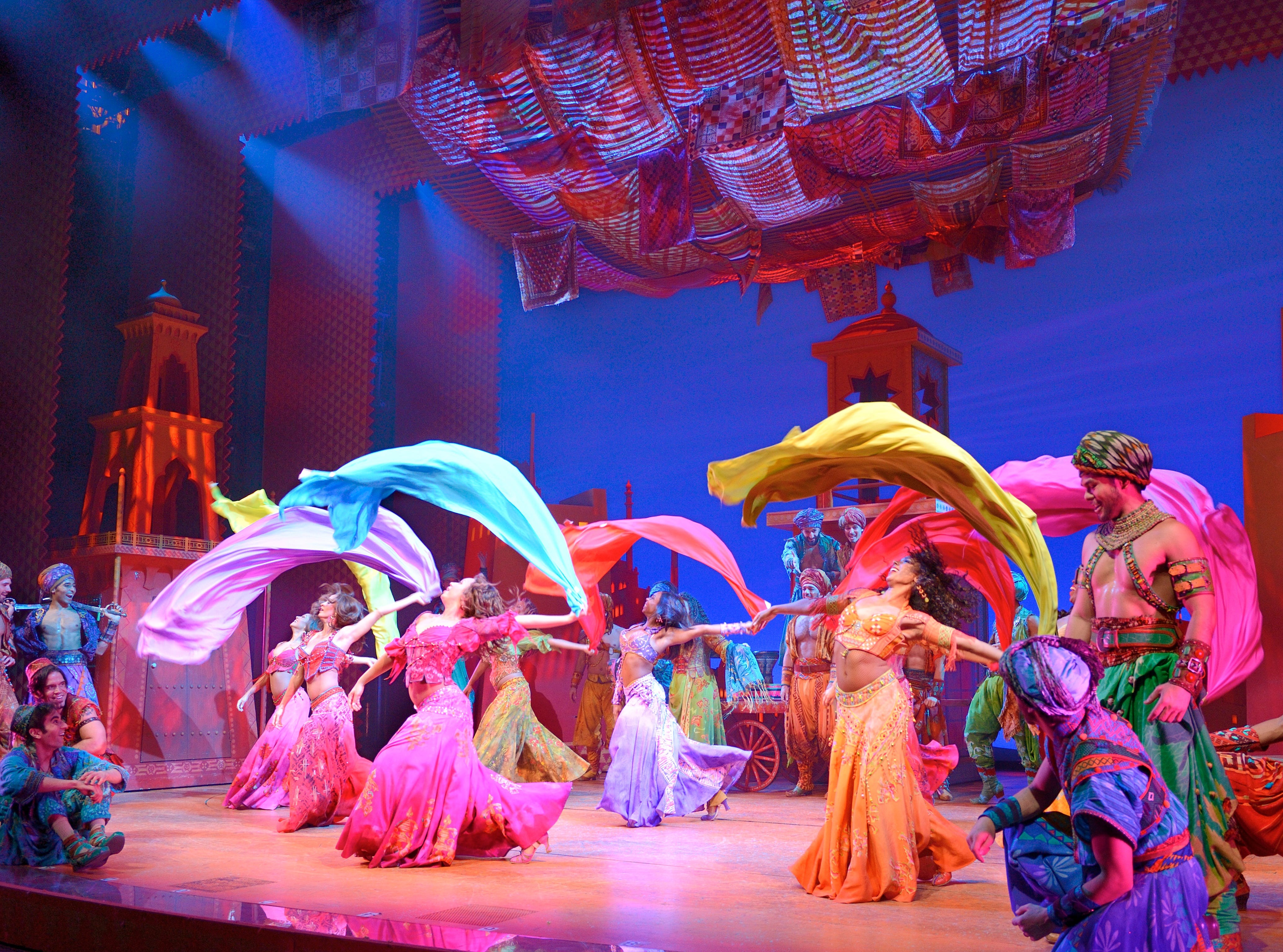 Q&A: Alan Menken on remaking 'Aladdin' with Pasek and Paul