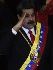 Nicolas Maduro, presiddente de Venezuela.