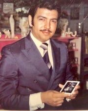 Don Javier dejó gran amor en su familia.