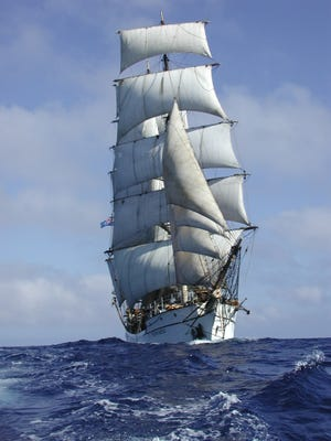 The Picton Castle is one of several ships that will visit Sarnia this summer for the 2019 Tall Ships Celebration.