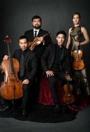 The Parker Quartet will perform Jan .25 at York College.