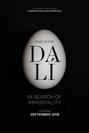 """Salvador Dali: In Search of Immortality"" is playing at Small Star Art House."