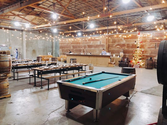 The Depot Craft Brewery Distillery recently opened a 9,000-square-foot events space in a portion of a former warehouse next door to its main building.