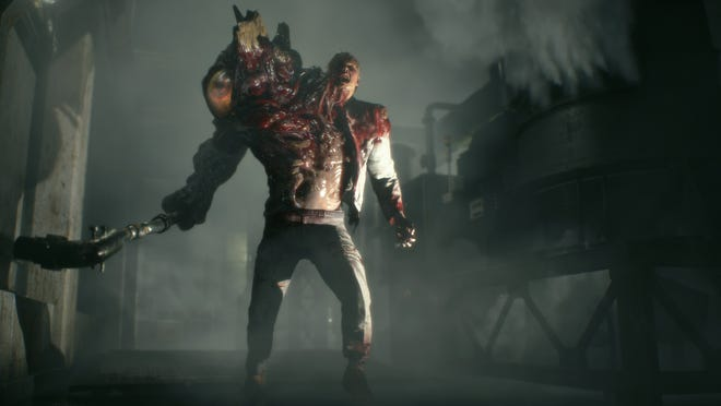 You Are Dead Resident Evil 2 Remake Review Technobubble