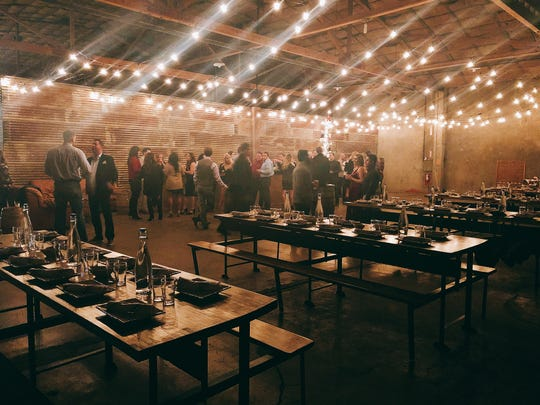 The event space that just debuted at the Depot Craft Brewery Distillery can host tastings, dinners, parties and other gatherings.