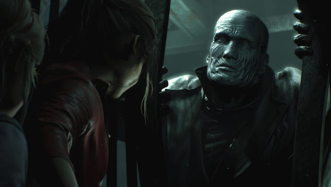 Resident Evil 2 remake for PC, PS4 and Xbox One.