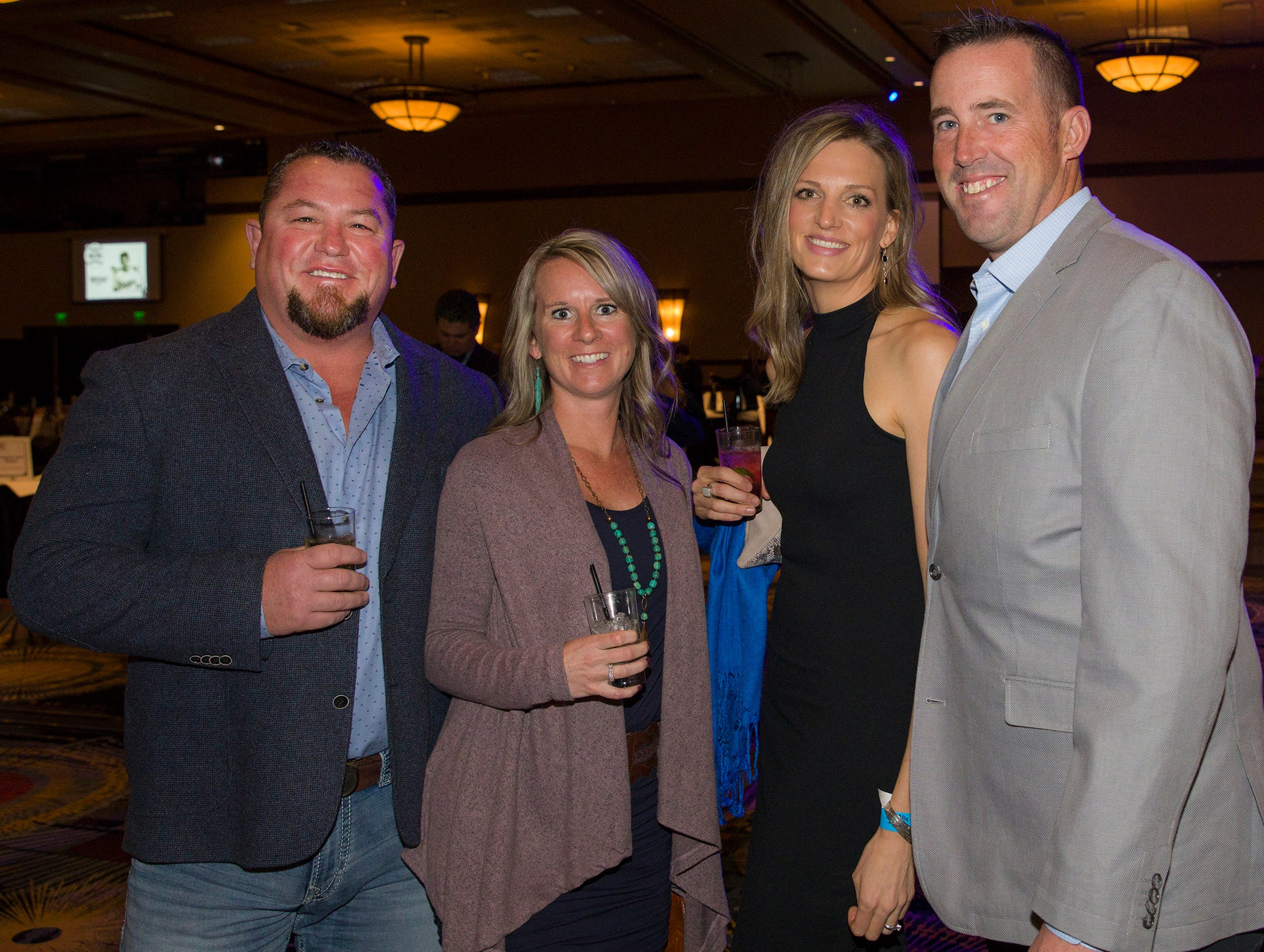 Photos from the Bobby Dolan baseball dinner on Jan. 17