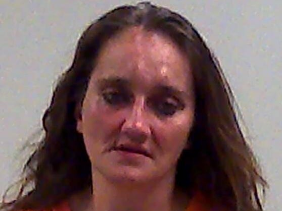 APPREHENDED: Sarah M. Davidson, 40, white female, 5-10, 132 pounds. Warrant: Failure to appear for residential entry.  Call RPD at (765) 983-7247 with information about her.
