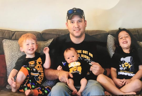 Jeffrey Farrell, a Monroe County employee who was killed in an accident on Hudson Avenue on Jan. 18, 2019, was a loving uncle and passionate Pittsburgh Penguins fan, his sister Tina Cottorone said.