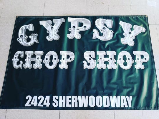 Gypsy Chop Shop forms at 2424 Sherwood Way Dec. 13, 2018.