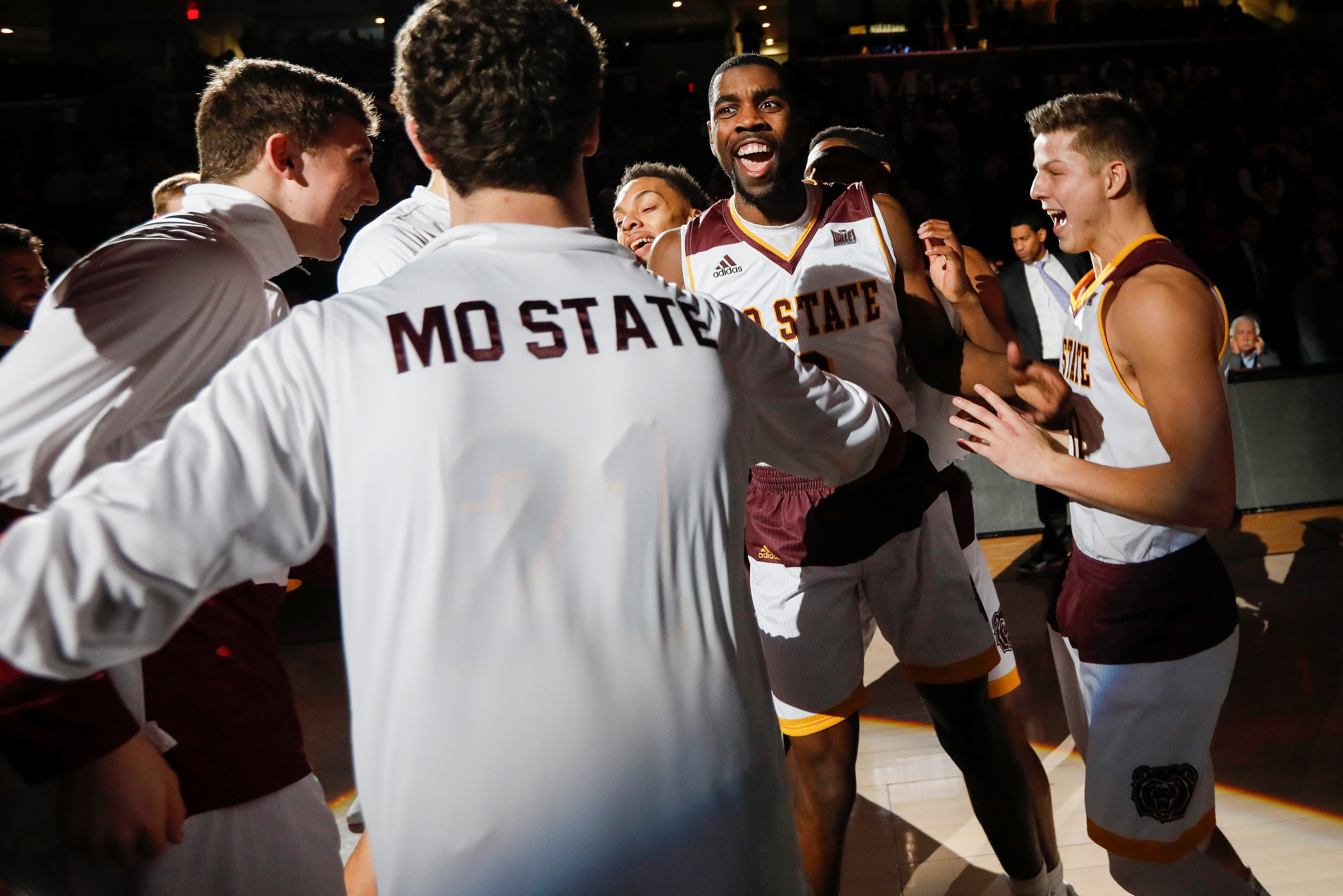 Missouri State defeated Loyola 70-35 at JQH Arena on Wednesday, Jan. 23, 2019.