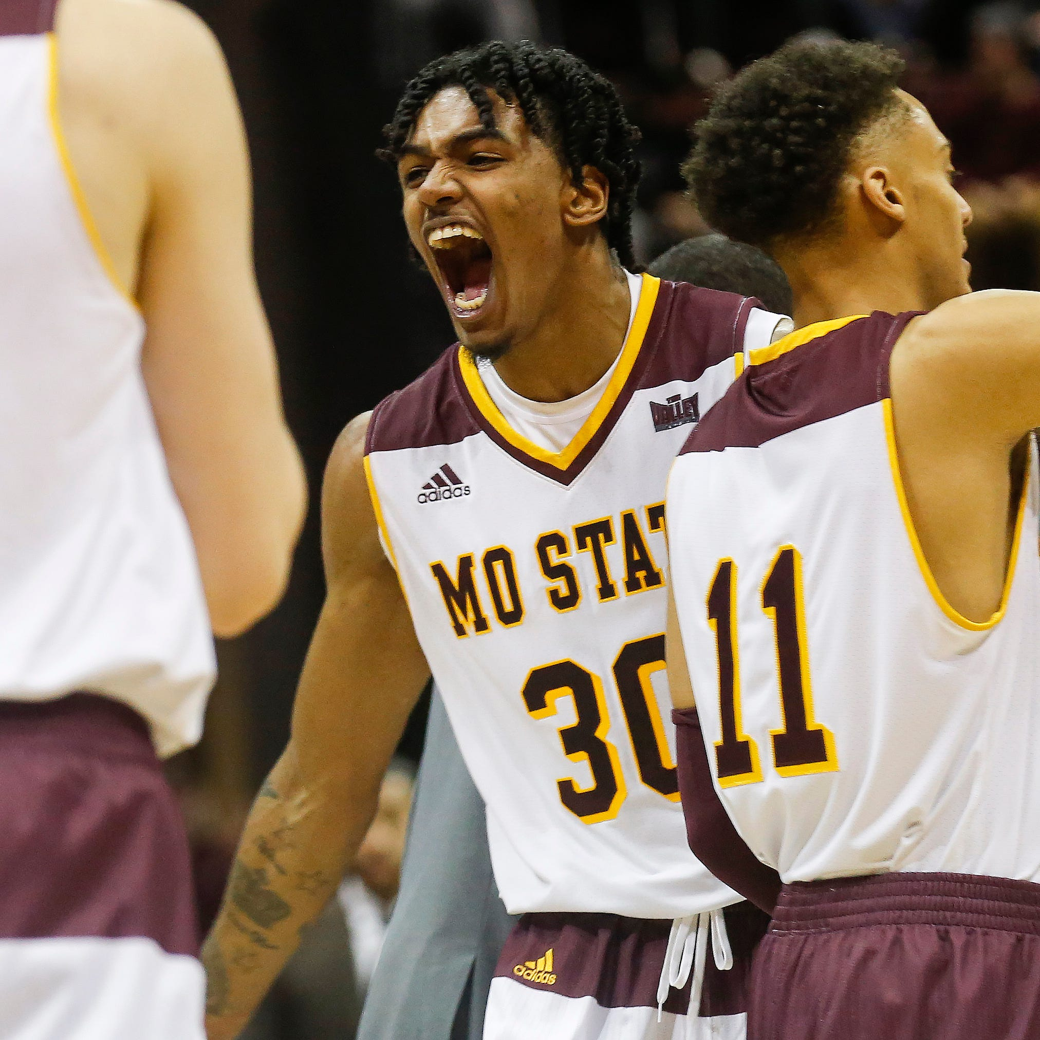 Missouri State dominates defending MVC champ, first-place Loyola Ramblers
