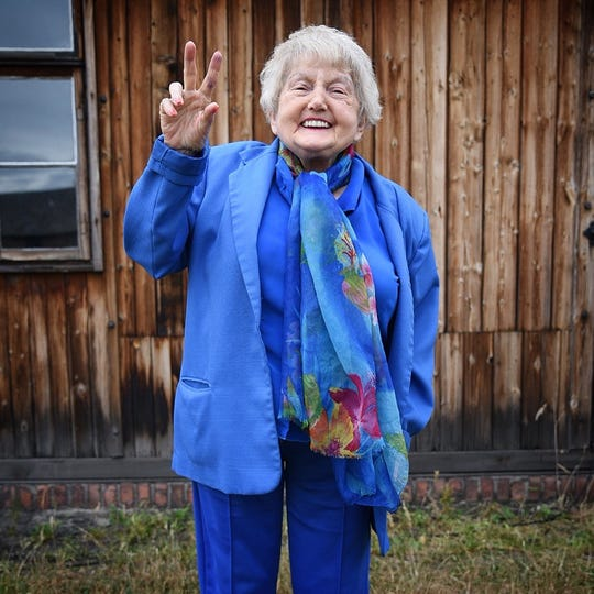 The film will include Eva Kor's decisions to forgive Nazis.