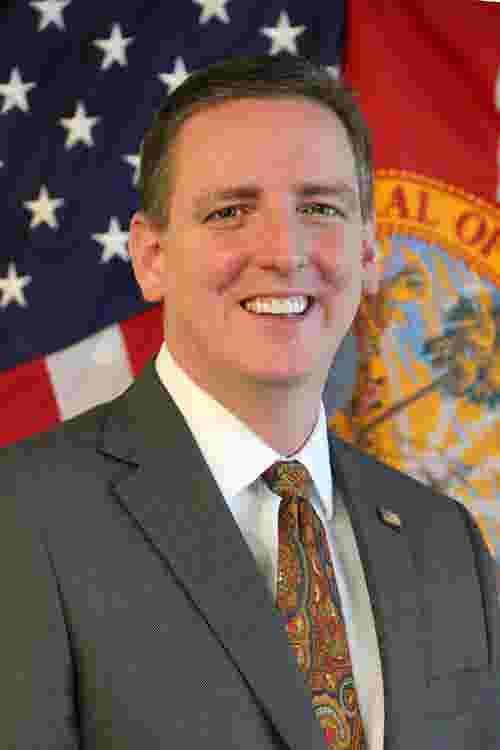 5d6d82600188 Florida Secretary of State Mike Ertel resigns after Halloween blackface  photos emerge