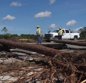 Counties hard hit by Hurricane Michael can apply for BP oil spill recovery money