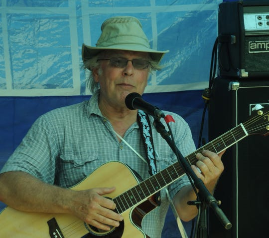 Jim Crozier is the founder of the Wednesday Night Lab Sessions at Bird's Aphrodisiac Oyster Shack.