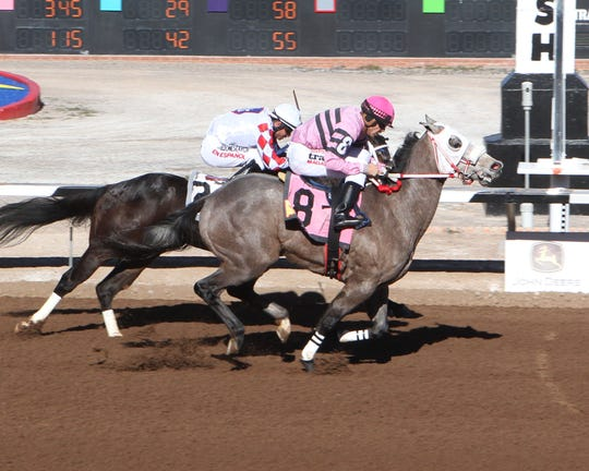 HS Paul Walker will headline a big weekend of racing at Sunland Park Raceterack & Casino on Saturday and Sunday.