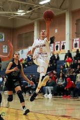 Samantha McKenzie scored 17 points to help Oxnard beat Grace Brethren in a first-round playoff game.