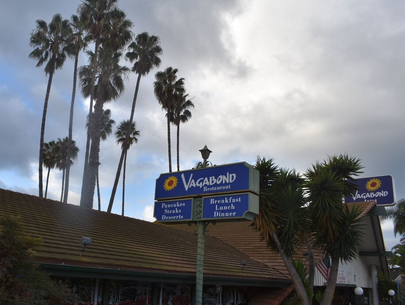 After 52 years, the Ventura Vagabond Restaurant closed Jan. 1.  https://bit.ly/2QglGG5