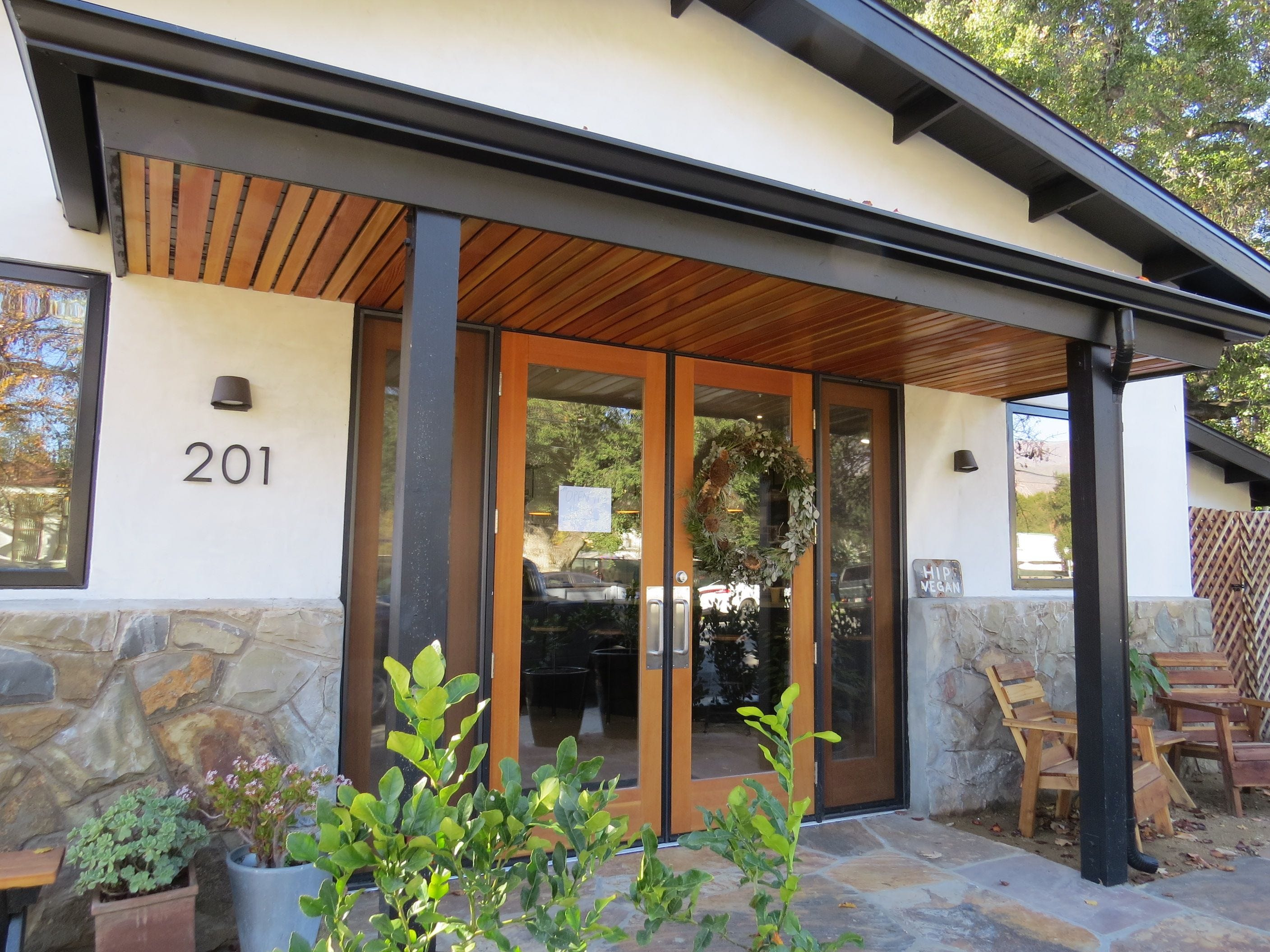 Hip Vegan had their reopening in a new location during the week of Jan 6th at 201 N. Montgomery St. in Ojai. https://bit.ly/2Maf0sY