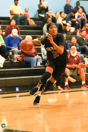 Myesha Lumas scored 13 points to help Oxnard advance to the second round.