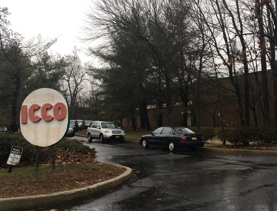 Orangetown police and OSHA are probing the 41-year-old worker's death inside a mixing machine. This is a view of The Orangeburg cheese company in Orangeburg Jan. 24, 2019.