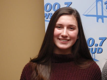 Lakeland girls basketball's Alexa Cole is the Con Edison Athlete of the Week