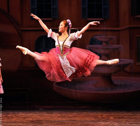"""First State Ballet Theatre will present  """"Coppélia"""" at Wilmington's baby grand Feb. 9 and 10."""