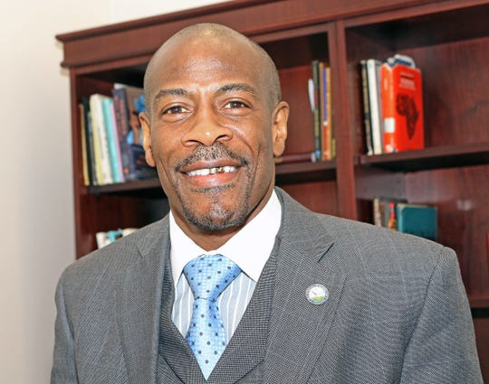 Rep. Nnamdi O. Chukwuocha, D-Wilmington North