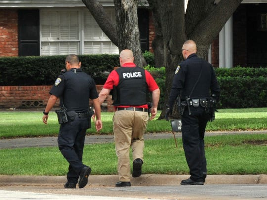 Wichita Falls police investigate the death of Wilder McDaniel.
