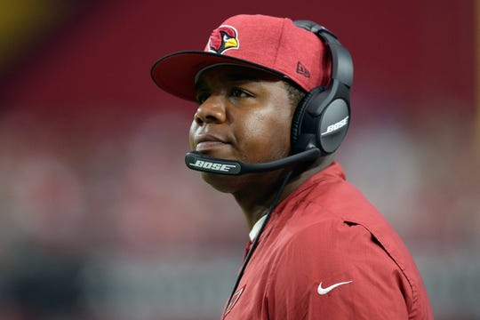 Byron Leftwich, who was hired by the Tampa Bay Buccaneers this offseason, is one of two black offensive coordinators in the NFL.