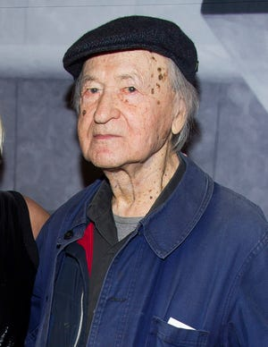 Lithuanian-born director Jonas Mekas, widely regarded as the godfather of modern American avant-garde film and as an indispensable documenter of his adopted New York City, has died. He was 96.