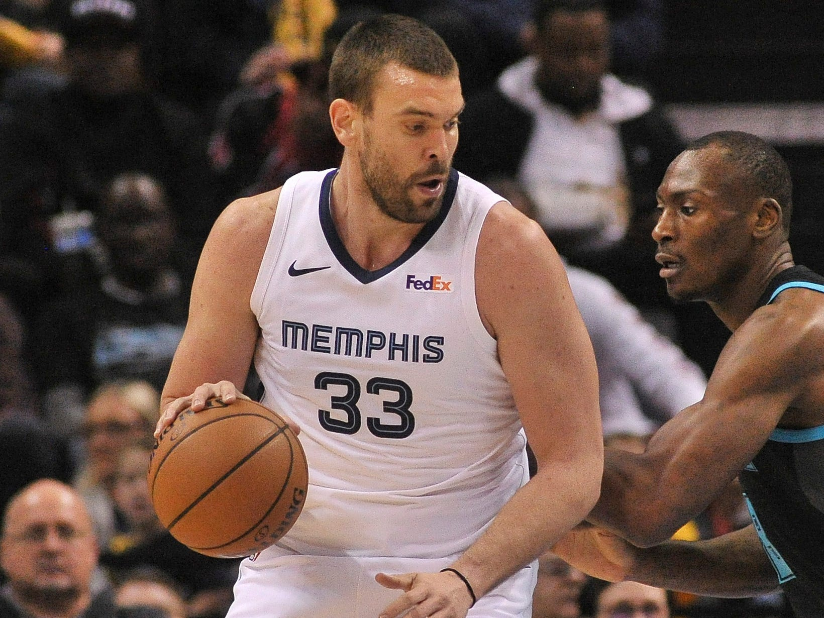 60. Marc Gasol, Grizzlies (Jan. 23): 22 points, 17 rebounds, 10 assists in 118-107 loss to Hornets.