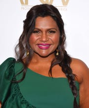 """""""Late Night"""" is the feature screenwriting debut of """"The Office"""" alum Mindy Kaling."""