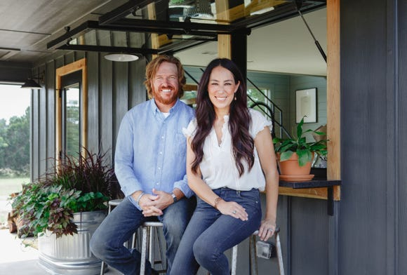 Chip and Joanna Gaines just shared the cutest picture of baby Crew.